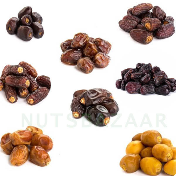 dates types wholesale nuts bazaar price piarom mazafati ajwa medjool